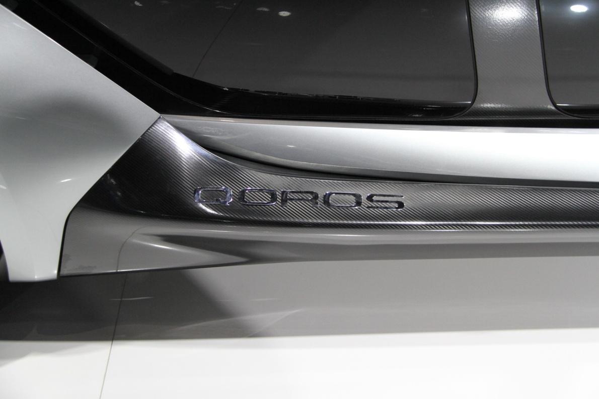 2018款 观致 Model K Concept 车展 细节