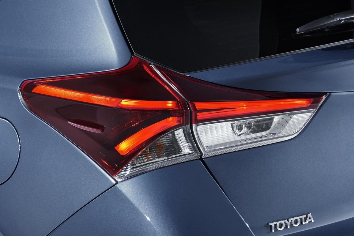 2016款 丰田 Auris 基本型 官图 外观细节