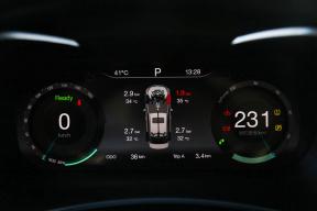 2018款 北汽新能源 EU系列 EU5 实拍 内饰