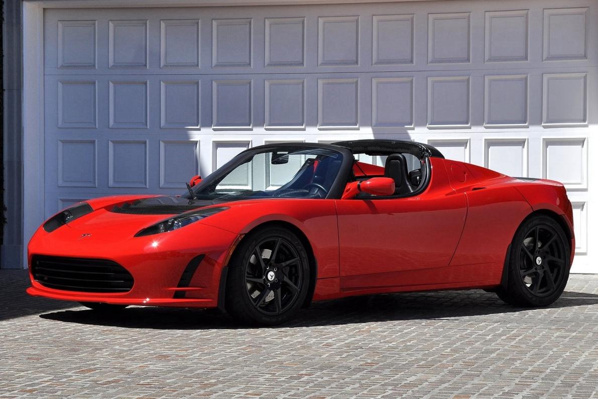 2011款 特斯拉Roadster 2.5 官图 外观