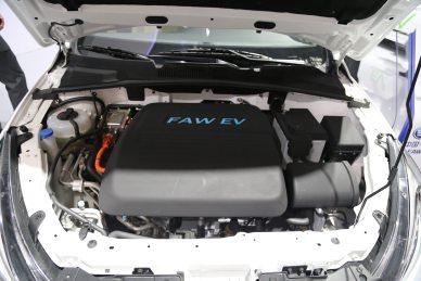 2016款 骏派A70EV 车展 动力底盘