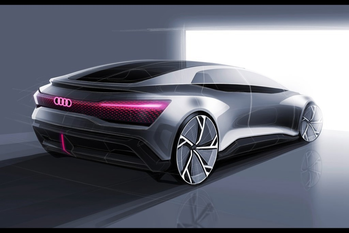 2017款 奥迪 Aicon Concept 官图 外观