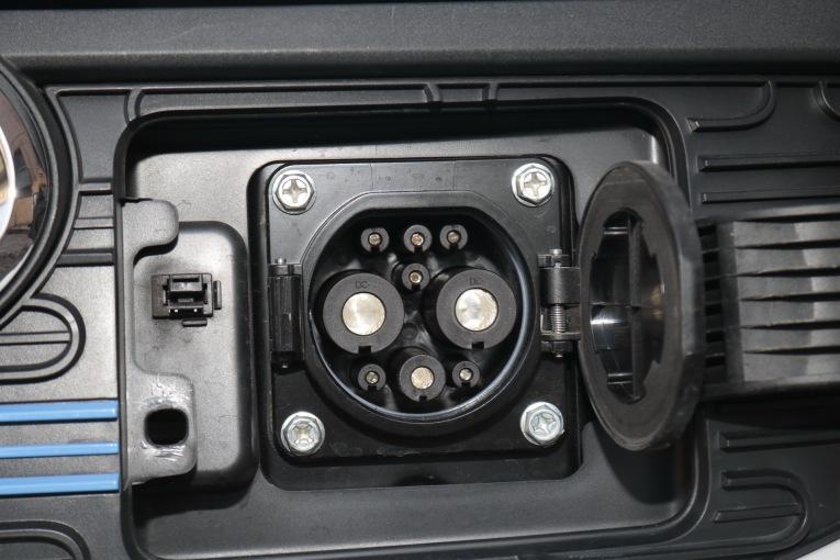 易至EX5 充电