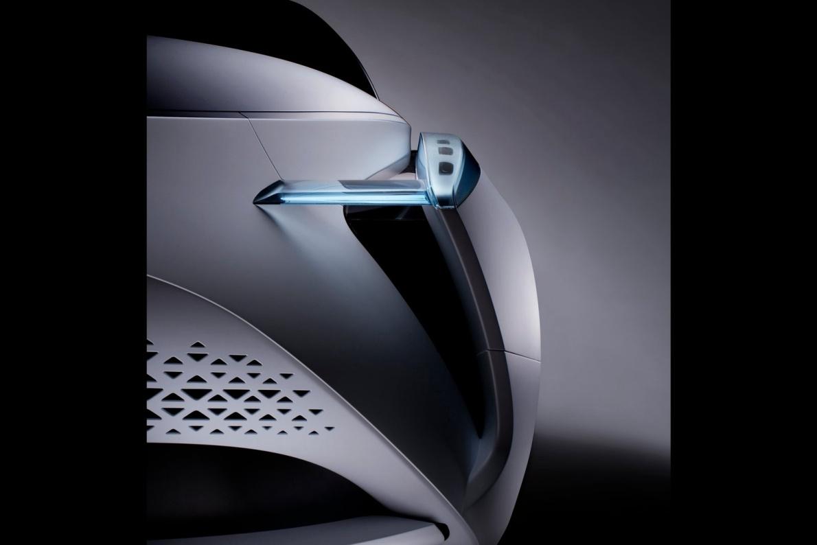 2012款 丰田 FT-BH Concept 官图 外观细节