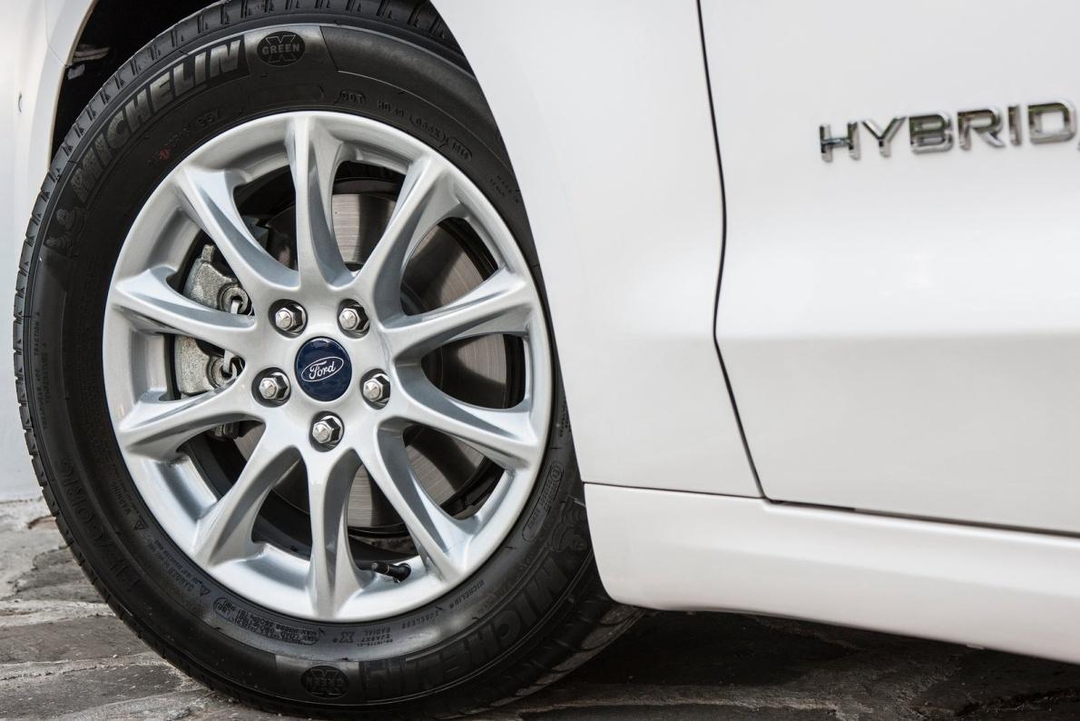 2015款 蒙迪欧(海外) Hybrid 官图 外观细节