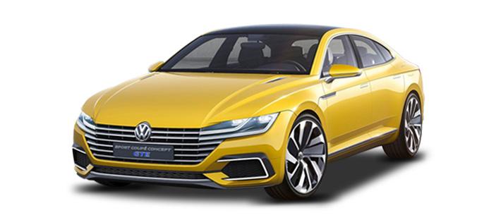 2015款 大众 Sport Coupe GTE Concept 头图