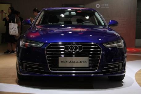 2017款 奥迪 A6L 车展 外观