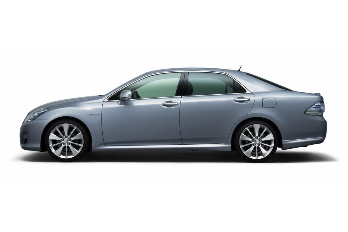 2007款 丰田 Crown Hybrid Concept 官图 外观