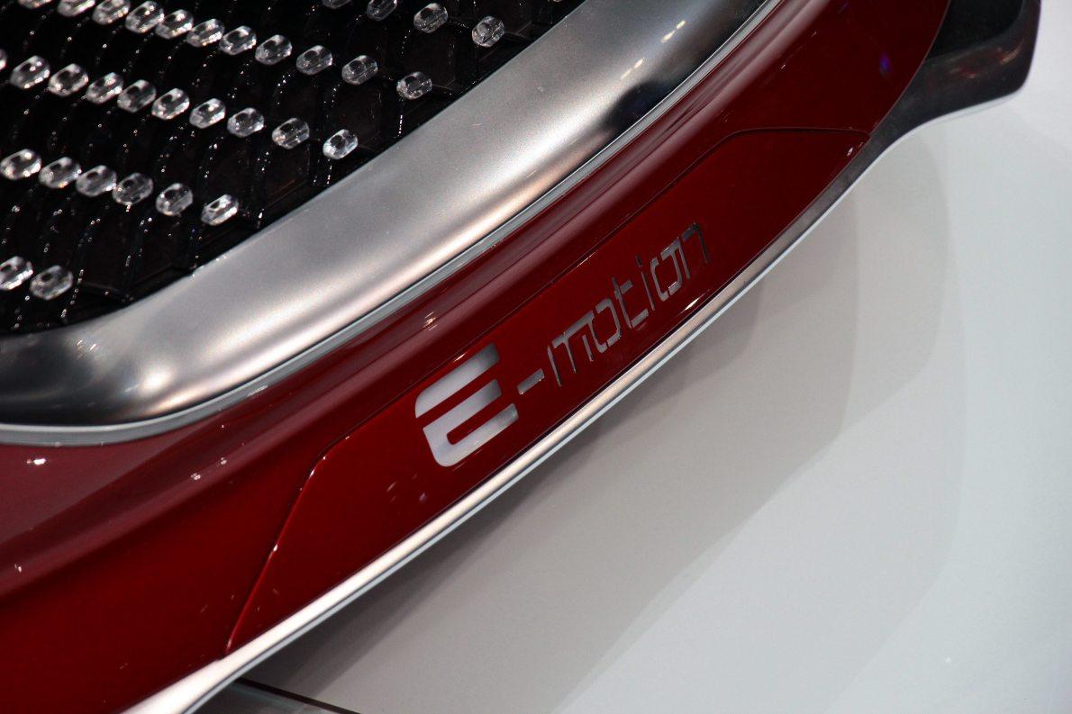 2017款MG E-motion
