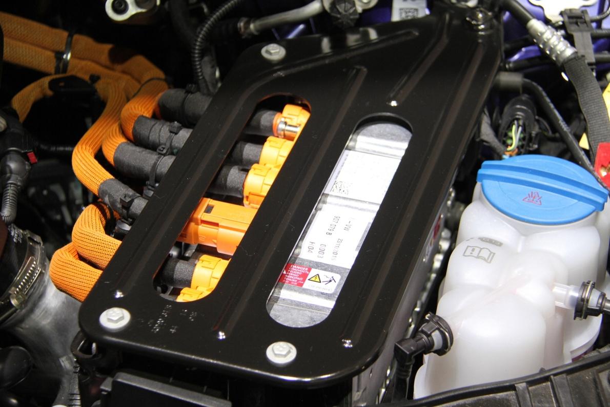 2017款 奥迪 A6L 车展 动力底盘