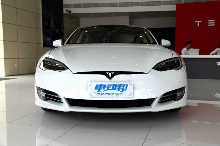 Model S 外观