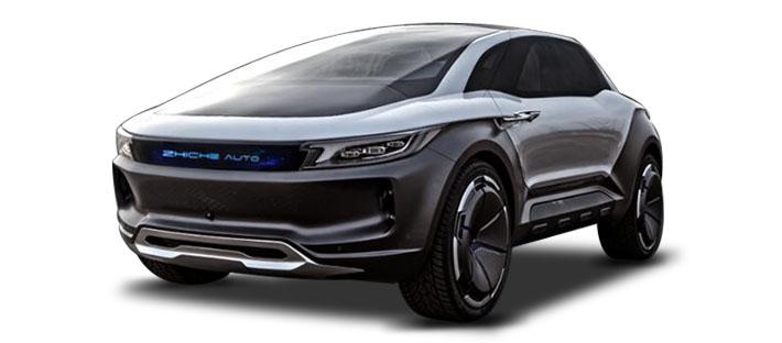 2016款 奇点汽车 Concept 头图