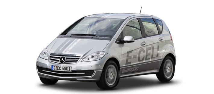 2011款 奔驰 A级 E-Cell 头图