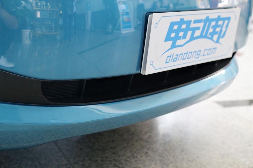 2016款 启辰晨风 领航智联版6.6KW 晨风蓝 实拍 细节