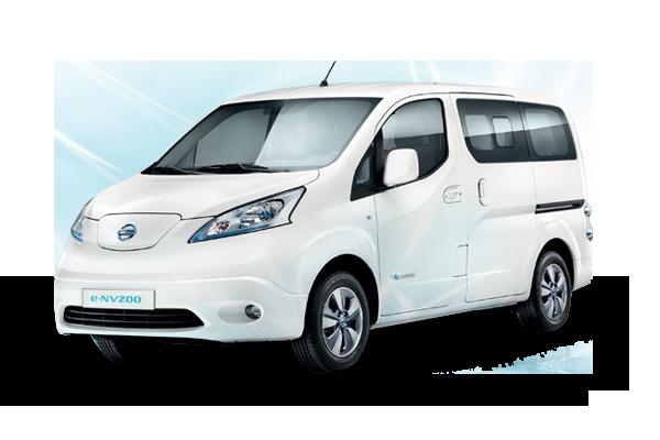 日产NV200 EV(海外)