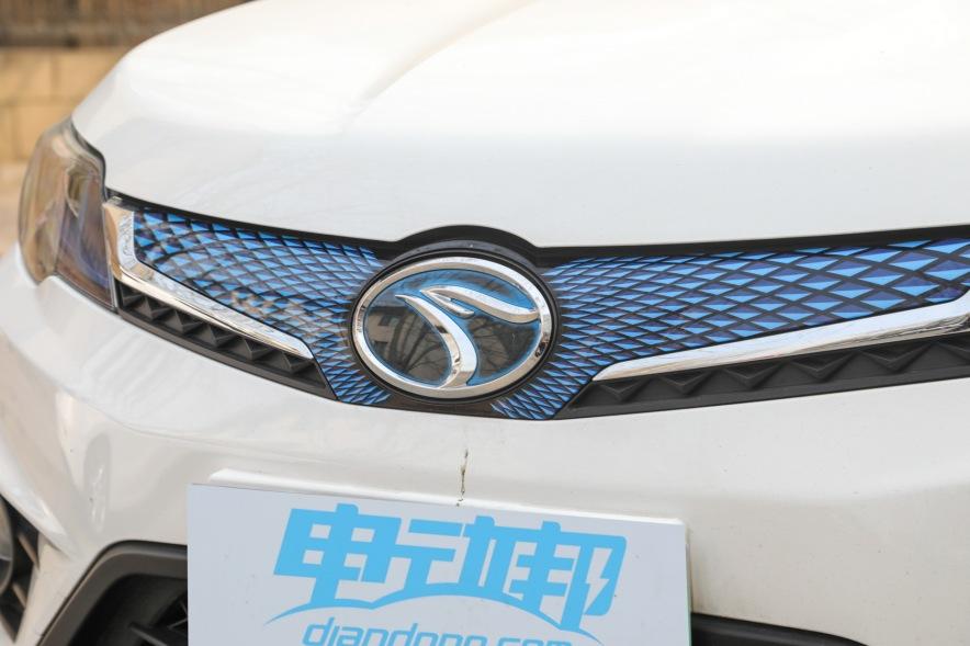 2018 东南DX3 EV 旗舰版 白色