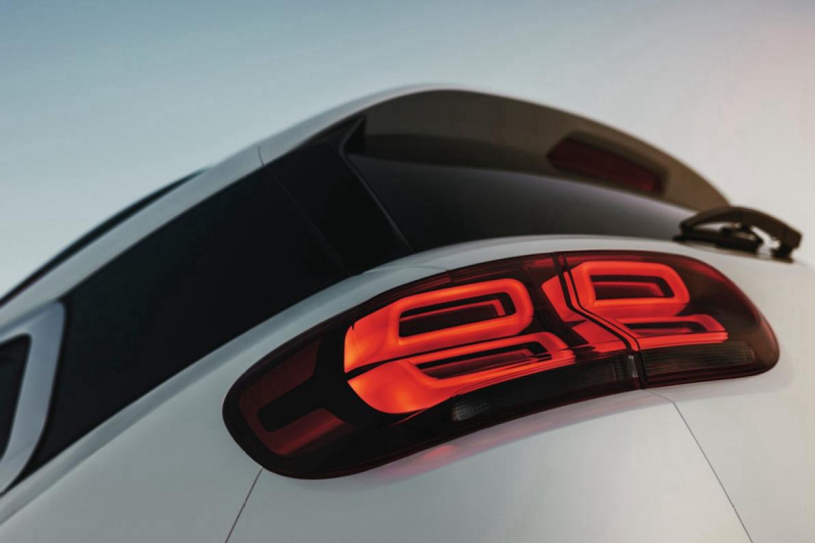 2018款 雪铁龙 C5 Aircross Concept 官图 细节