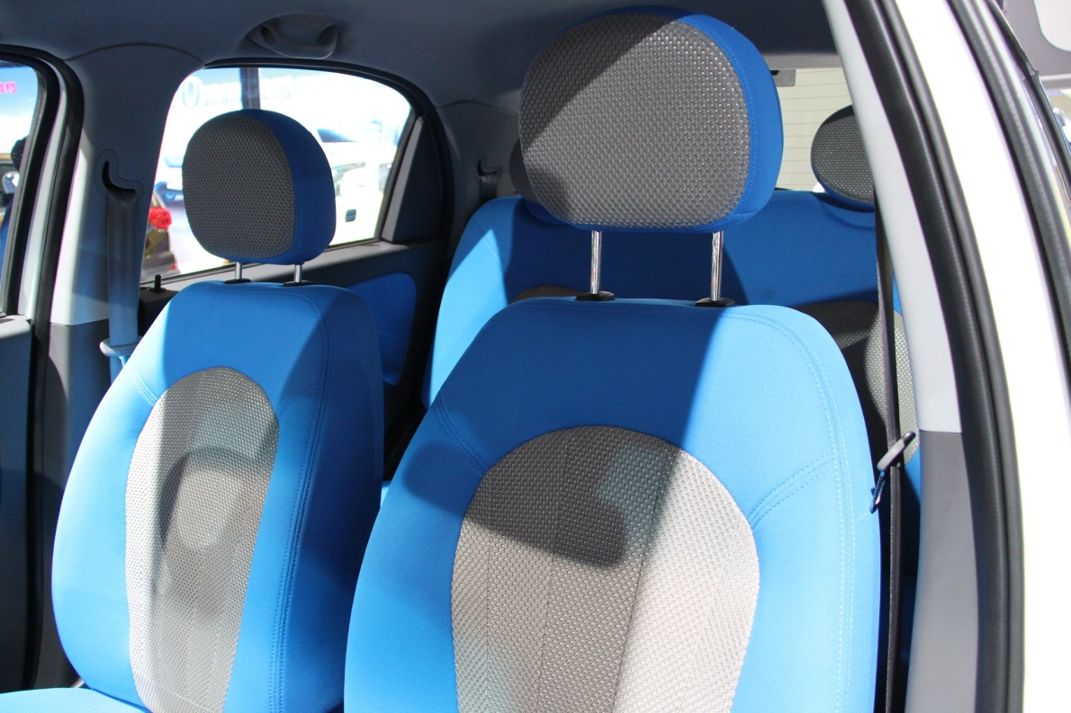2018款 华泰 路盛 S1 EV160 车展 座椅空间