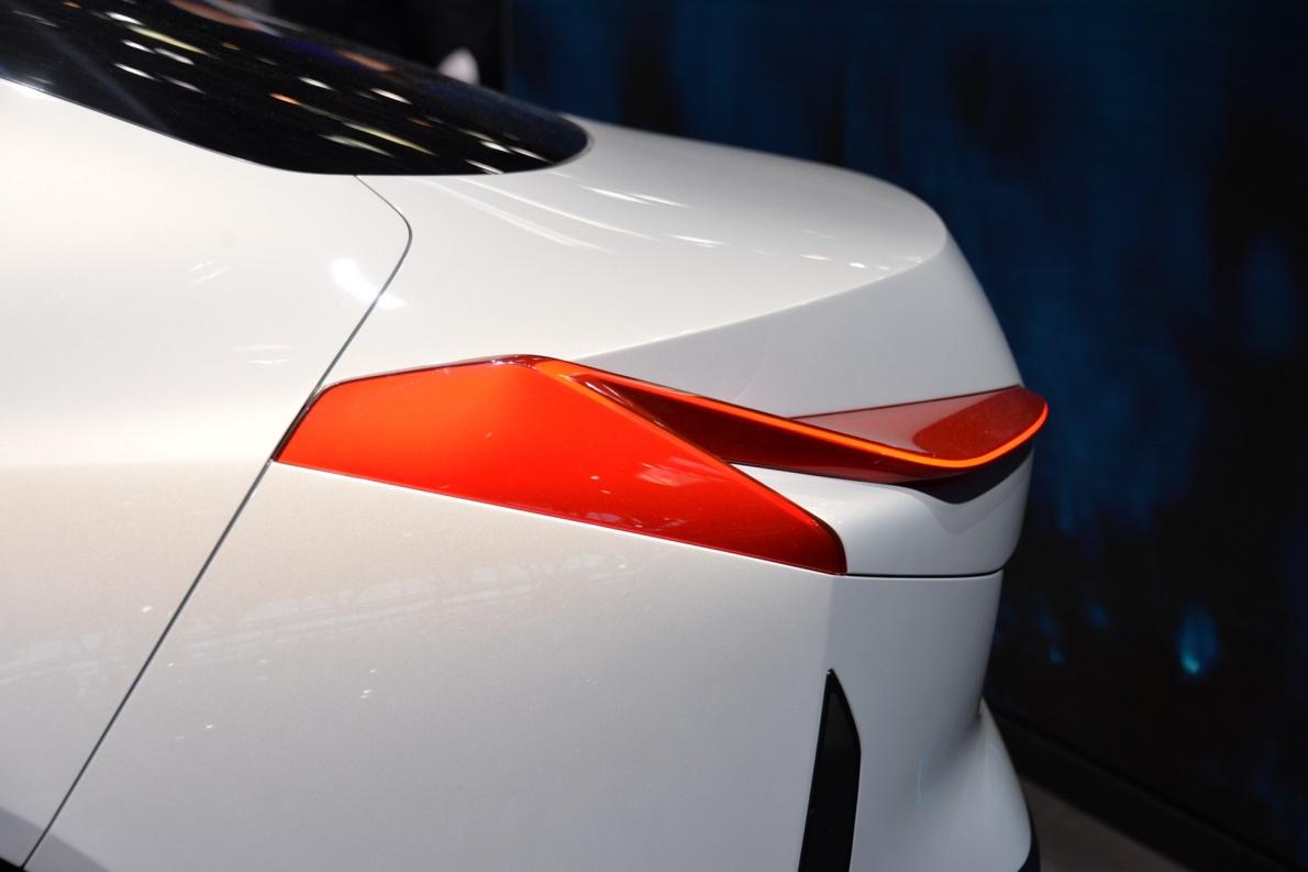 2018款 宝马 i Vision Dynamics 车展 细节