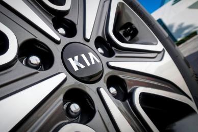 2017款 起亚 K5(进口)Hybrid 官图 外观细节