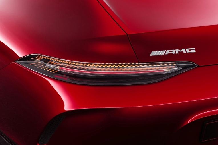 AMG GT 细节