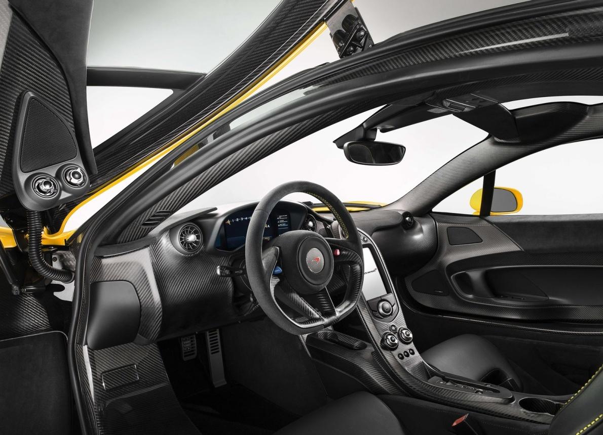2014款迈凯轮P1 官方图片