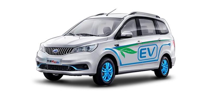 2018款 开瑞 K50 EV 300 头图