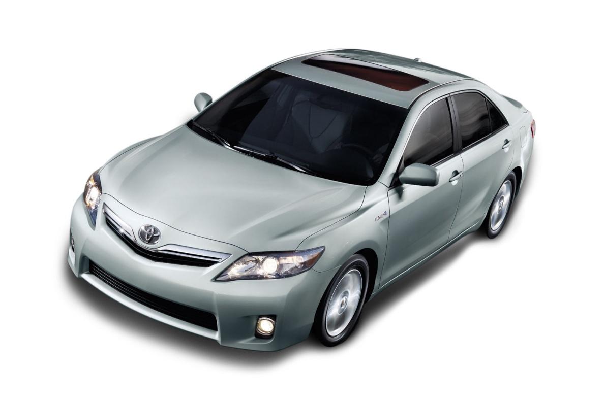 2009款 凯美瑞(海外)Hybrid 官图 外观