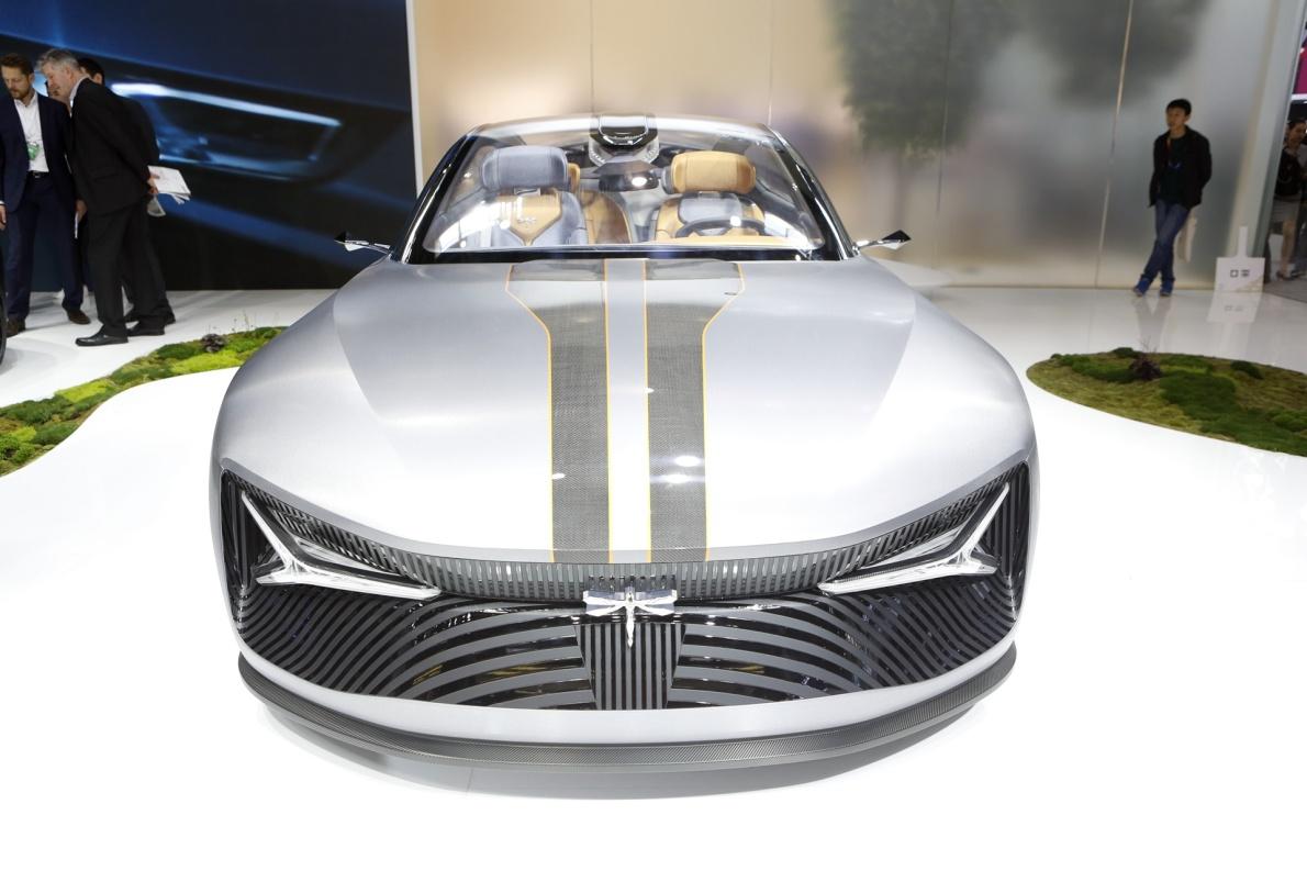 2018款 前途 Concept 1 车展 外观