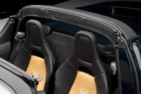 Roadster 座椅空间