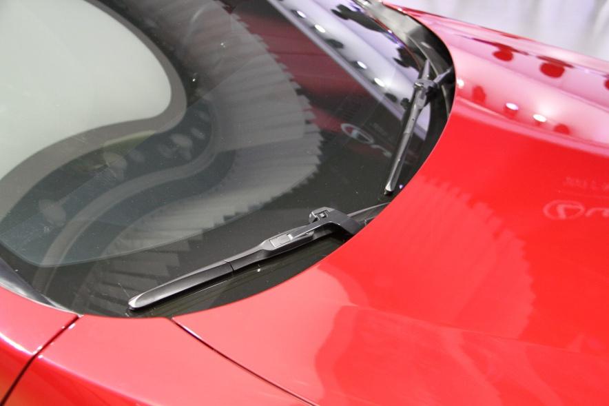 2018款 雷克萨斯 LC 500h 车展 细节