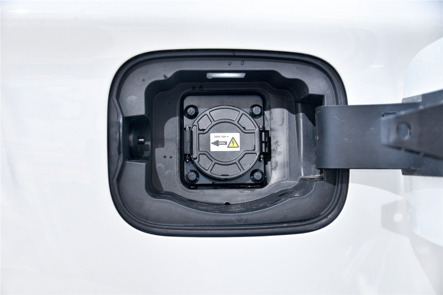 2019款 比亚迪 宋 DM 1.5TID 智联锐动型 白色