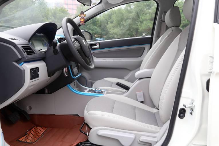 EV系列 座椅空间