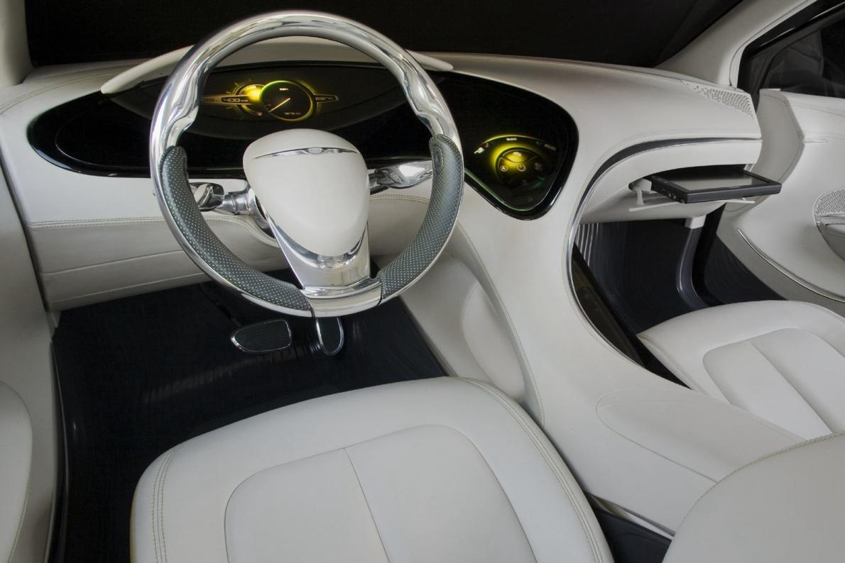 2009款 克莱斯勒 200C EV Concept 官图 内饰