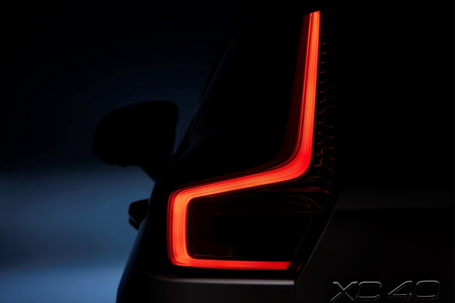 2018款 沃尔沃 XC40  Concept 官图 细节