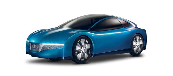 2007款 本田 Small Hybrid Sports Concept 头图