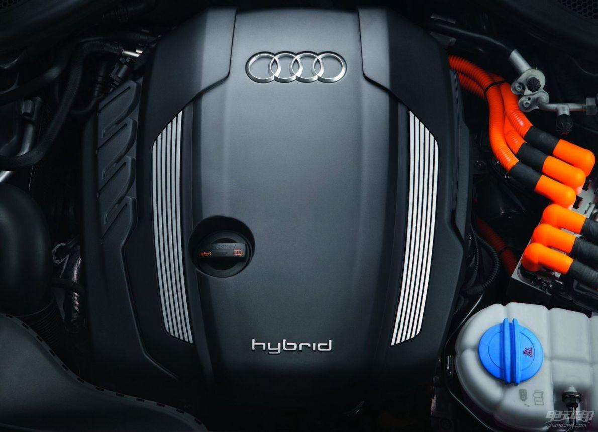 奥迪 A6 混动 40hybrid