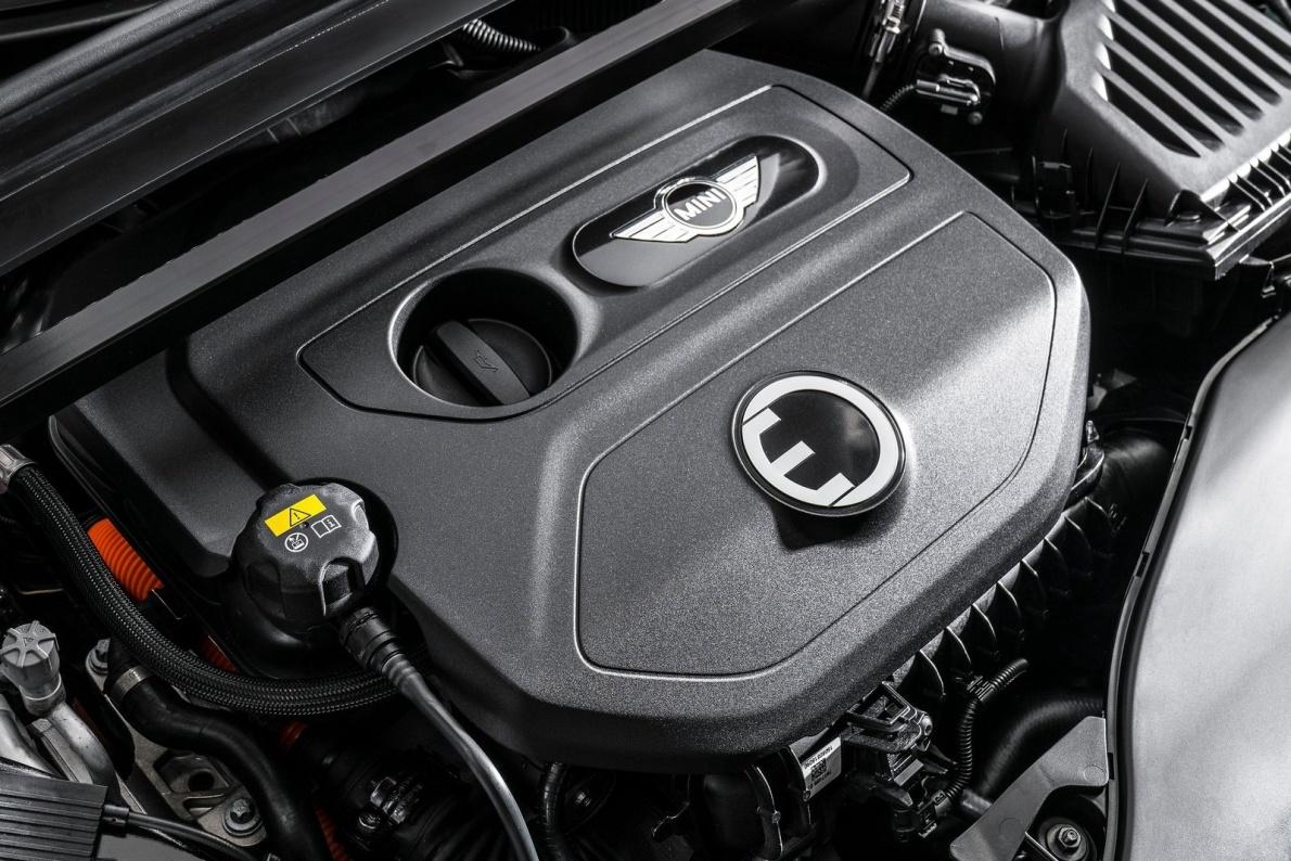 2017款 MINI Countryman Plug-in Hybrid 官图 动力底盘