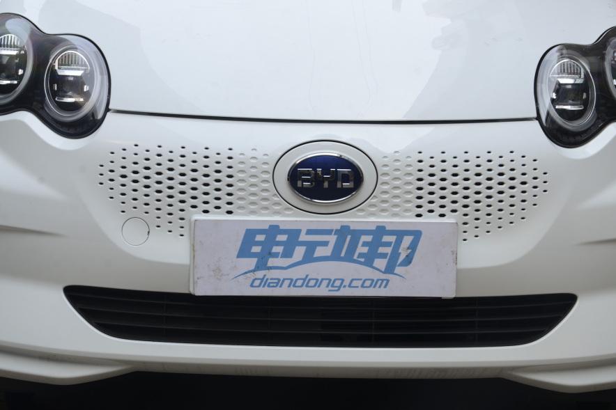 2019款 比亚迪e1 耀版 白色