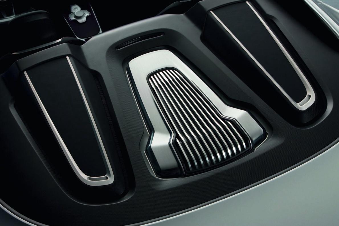 2010款 奥迪e-tron Spyder Concept 官图 动力底盘