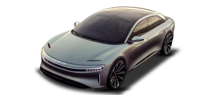 2017款 Lucid Air Concept 头图
