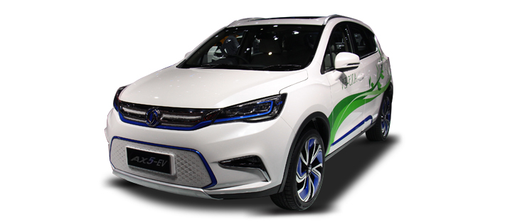 2017款 东风风神 AX5 EV基本型 头图
