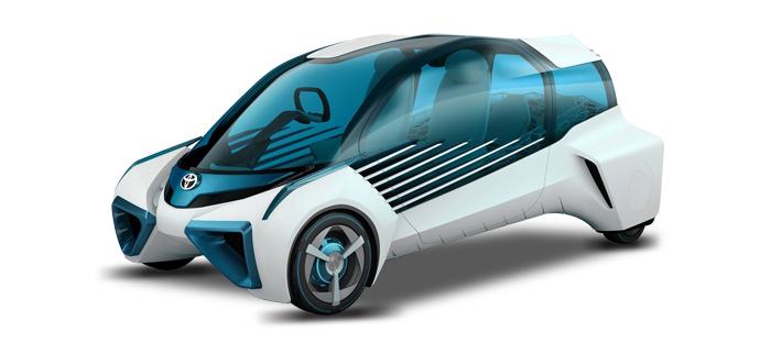 2020款 丰田 FCV Plus Concept 头图