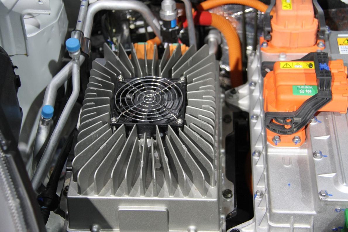 2018款 华泰 路盛 S1 EV160 车展 动力底盘