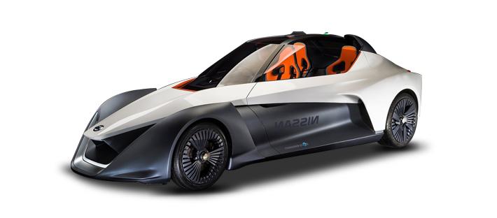 2016款 日产BladeGlider Concept 头图