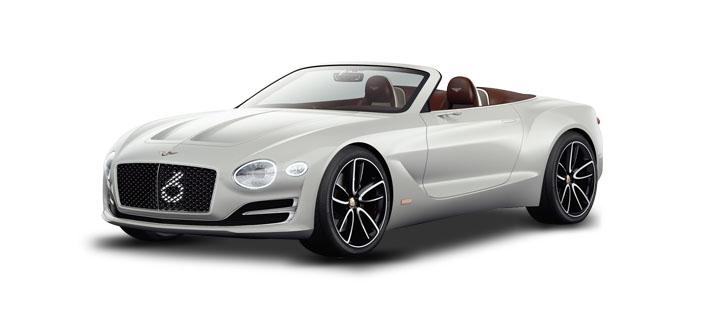 2017款 宾利 EXP 12 Speed 6e Concept 头图