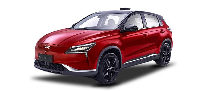 2018款 小鹏汽车 G3 基本型 头图