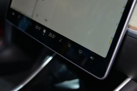 2018款 特斯拉 Model 3 车展 内饰