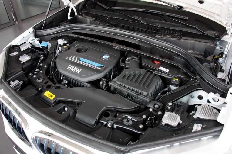 X1 插电式混合动力 动力底盘
