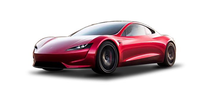 2018款 特斯拉 Roadster Concept 头图